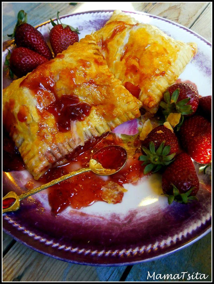 My strawberry pie <3