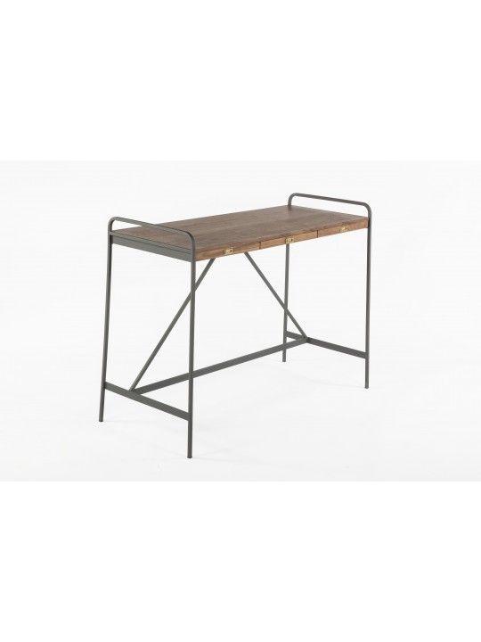 The Platz Table in Walnut   FST009WALNUT   Control Brand