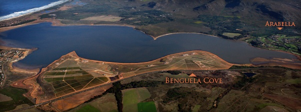 Benguela Cove Property Estate - Location