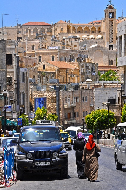 Bethlehem, Central West Bank -- photo: adam reeder ** - Explore the World with Travel Nerd Nici, one Country at a Time. http://TravelNerdNici.com