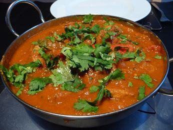 Chicken Balti Bhuna