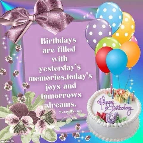 227 best birthday greetings pic images on pinterest birthdays birthdays m4hsunfo Choice Image