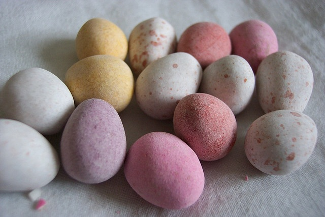 Cadbury Mini Eggs.  My favorite!