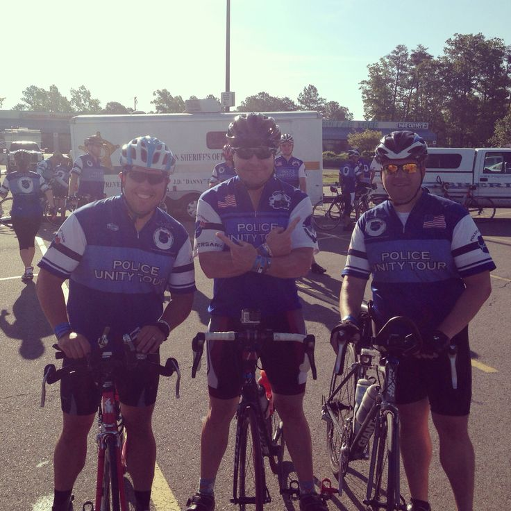 Police Unity Tour 2014 Team St. Tammany