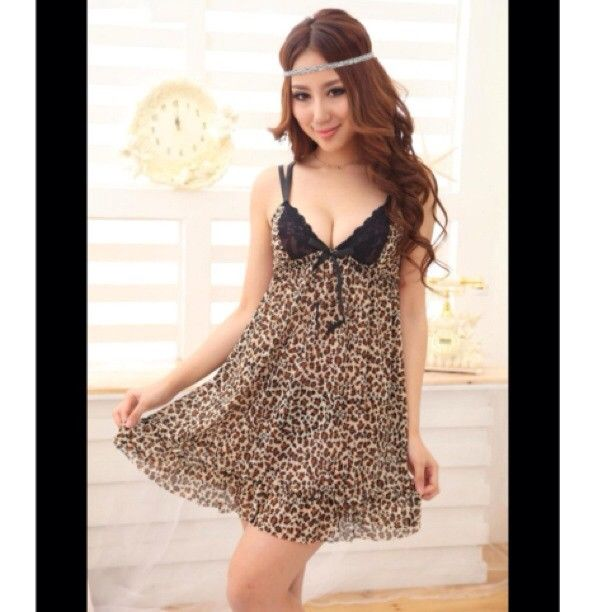 intimate leopard P375