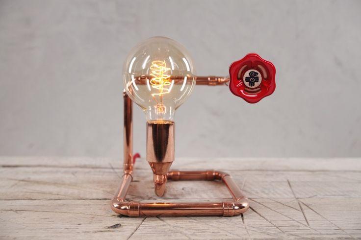 ZAPALGO - lampa miedziana STOPO