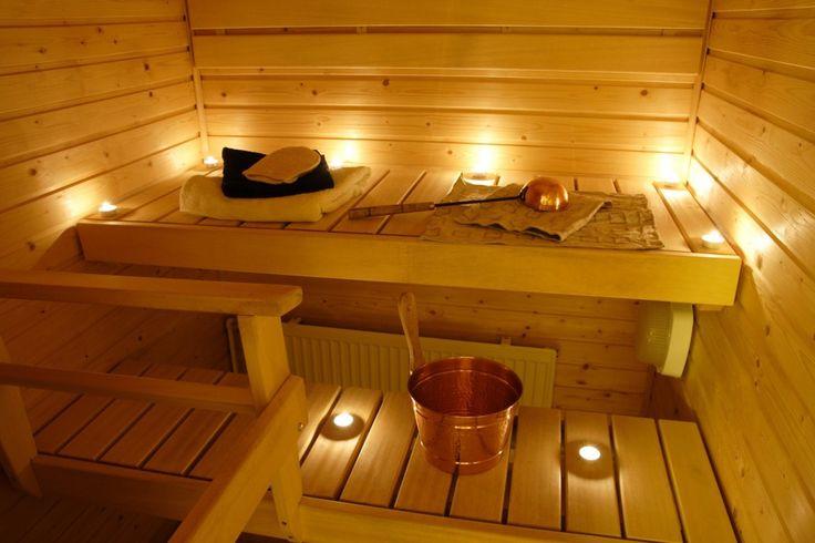 #Sauna a casa: uno spazio dedicato al #benessere con numerosi effetti benefici nella #salute del corpo