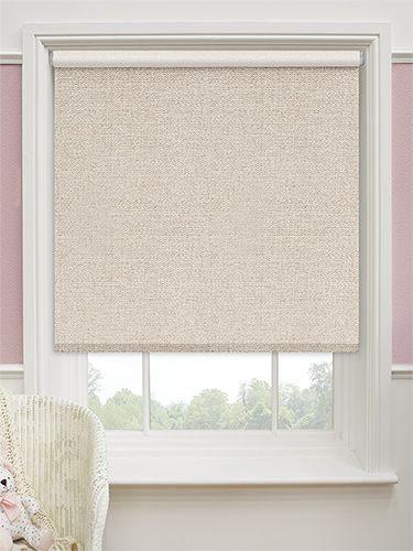 Thermal Luxe Blackout Sandstone Energy Saving Roller Blind