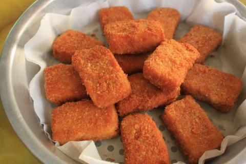 Chiken Nugget Homemade | Sukamasak - Aneka Resep Makanan | Resep Masakan Indonesia | Berbagi Aneka Resep Favorit Anda