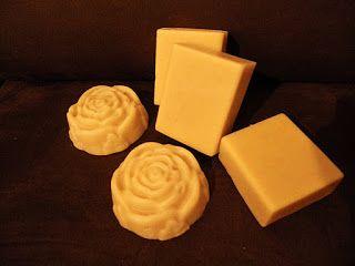Moderná alchymistka: Mydlo s mliekom