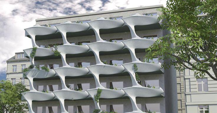 textile reinforced concrete - Cerca con Google