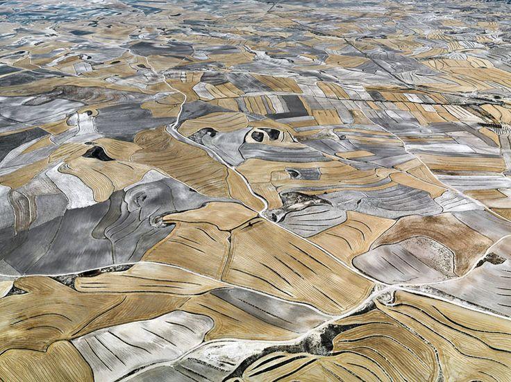 A questão ambiental no trabalho de Edward Burtynsky