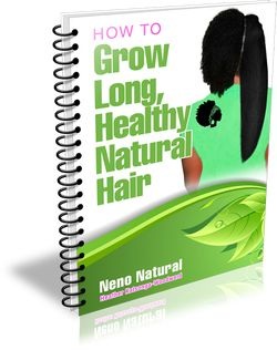 How To Use Essential Oils To Grow Your Hair -  Neno Natural ~For Long, Healthy Natural Hair!