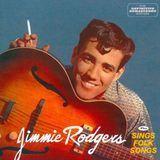 Jimmie Rodgers/Jimmie Rodgers Sings Folk Songs [CD]