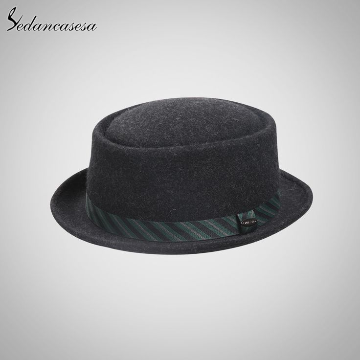 Male Fedora Hat Classic Style For Formal Church Hat With Australian Wool felt Hats for Men FM023017 Like if you remember Visit us