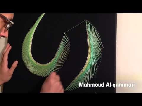 String Art.- przepiękne dekoracje ścienne, które sam wykonasz. - Archemon - Architektura, Design, InspiracjeArchemon – Architektura, Design, Inspiracje |