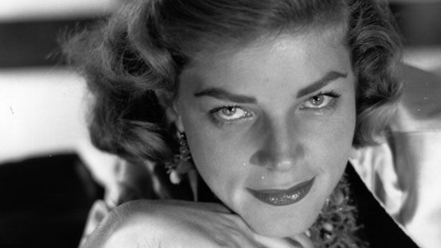 US actress Lauren Bacall dies at 89