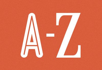 A-Z of Web Typography