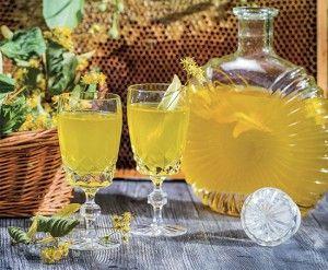 Lipový likér