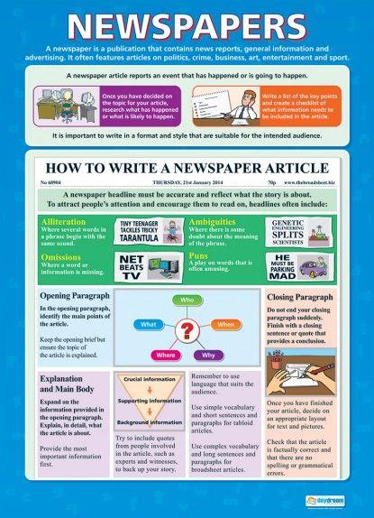 25  best ideas about school newspaper on pinterest