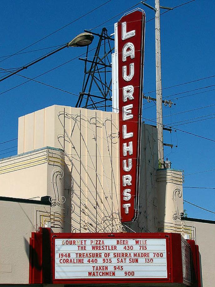 Laurelhurst Theatre (Portland, OR), Many Good Times Here