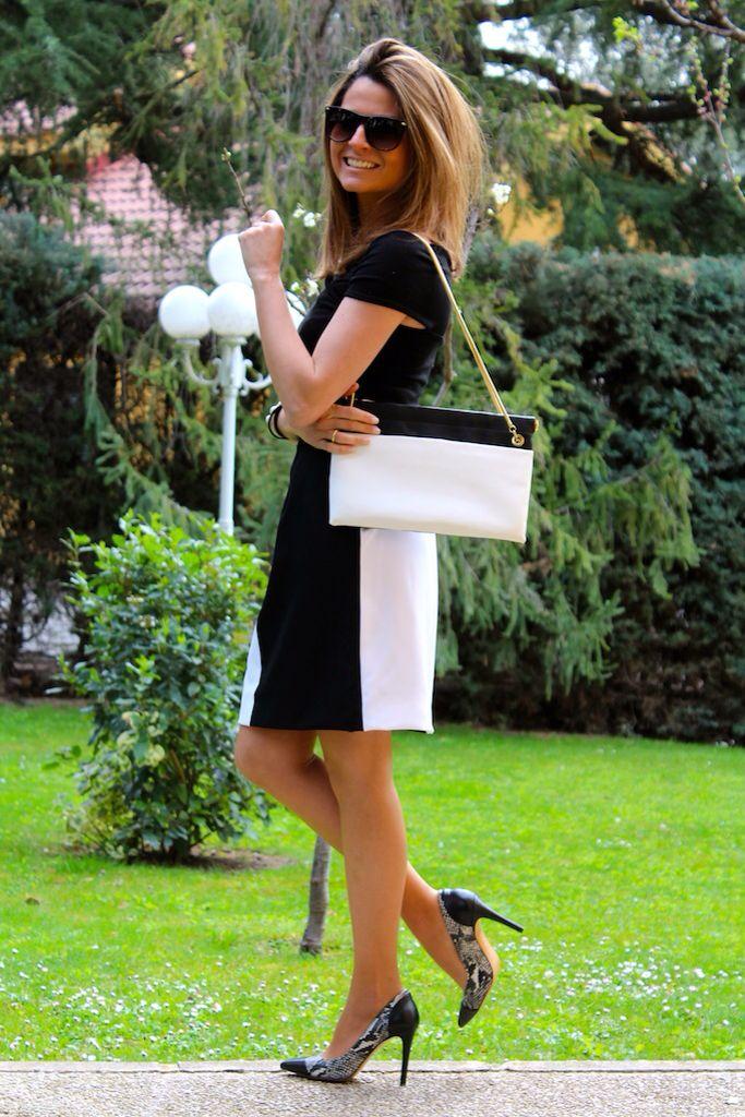 Fashion and Style Blog / Blog de Moda . Post: Skirt and Top from OhMyLooks / Falda y top de OhMyLooks .More pictures on/ Más fotos en : http://www.ohmylooks.com/?p=27104 .Llevo/I wear: Skirt / Falda : Oh My Looks Shop (info@ohmylooks.com) ; Top : Oh My Looks shop ; Shoes / Zapatos : Pilar Burgos ; Bag / Bolso : Zara ; Bracelet / Pulsera : Fahoma