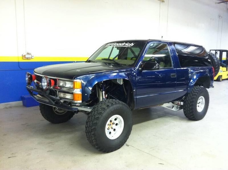 Chevy Blazer prerunner | the truck i want | Pinterest ...