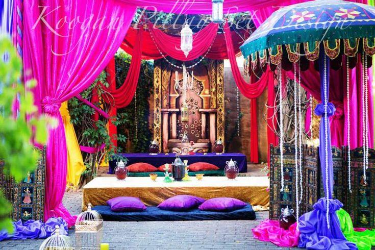 Индийская свадьба Декор Компания Дурбан