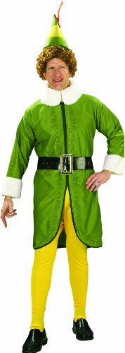 Rubie's Costume Buddy The Elf Movie, Green, One Size Rubie's http://www.amazon.com/dp/B0099YFMZQ/ref=cm_sw_r_pi_dp_hWNjwb19DQGWC