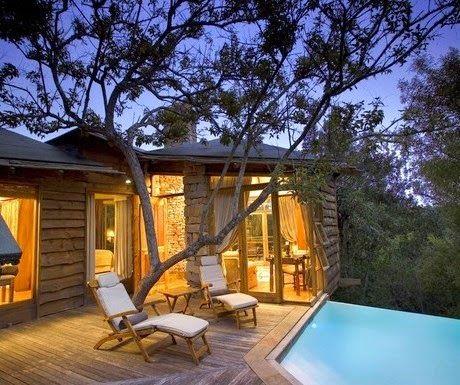 Tsala Treetop Lodge, Western Cape