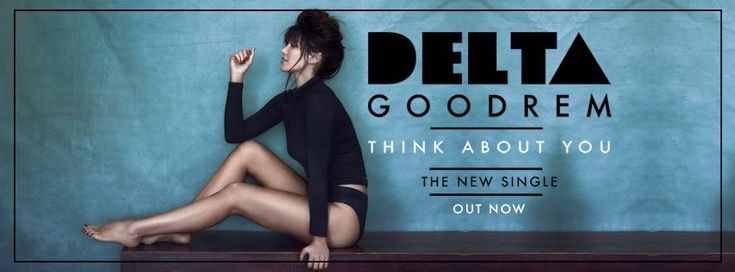 """Sing Delta Goodrem's Latest Song on Karaoke  """"Think About You""""  Karaoke CD+G, DVD, MP3+G, MP4"""