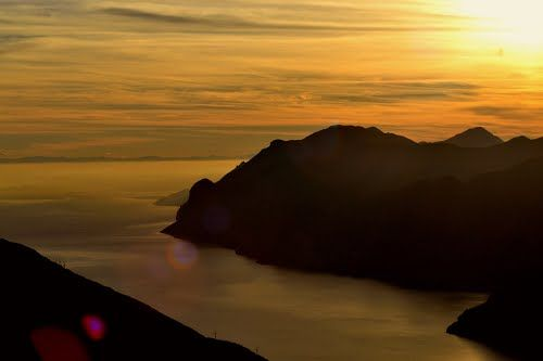Lago di Garda dal Creino