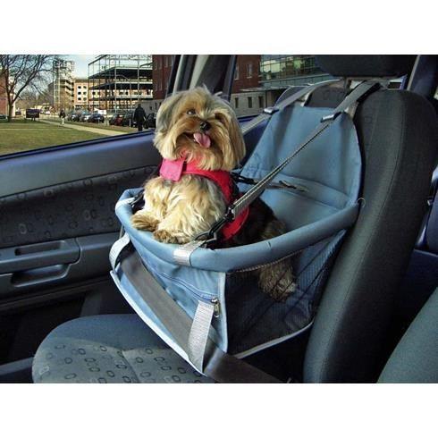 Assento Tubline Transpet para Cães e Gatos - Cinza
