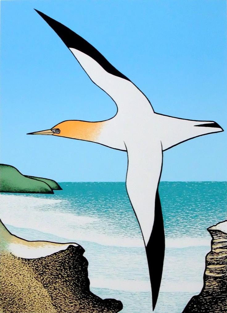 Don Binney NZ artist.