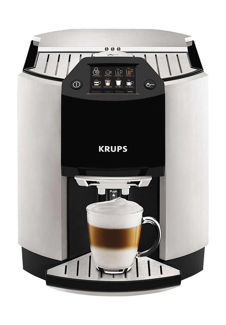 TweetThe KRUPS EA9010 is a one-touch auto cappuccino maker machine that can automatically rinse or clean itself up so that you're treated with fresh-tasting cappuccino every time. It also makes 17 recipes at the touch of a button and has two-step milk frothing technology to boot to ensure you got a velvety froth for your …