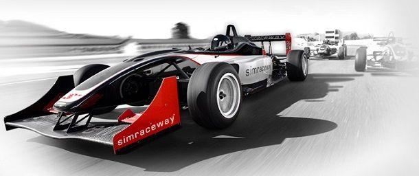 Bata as pistas de corrida com os profissionais em um ambiente virtual! Simraceway é construído por profissionais de corrida, com marcas de carros, pistas famosas, e dados diretamente da pista de corrida.