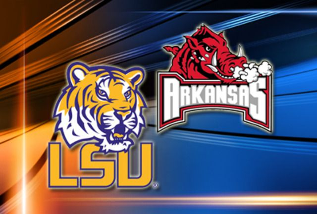 LSU Tigers Football Schedule 2013 | LSU-Arkansas football game to remain on Friday in 2013 | WVLA NBC33 ...