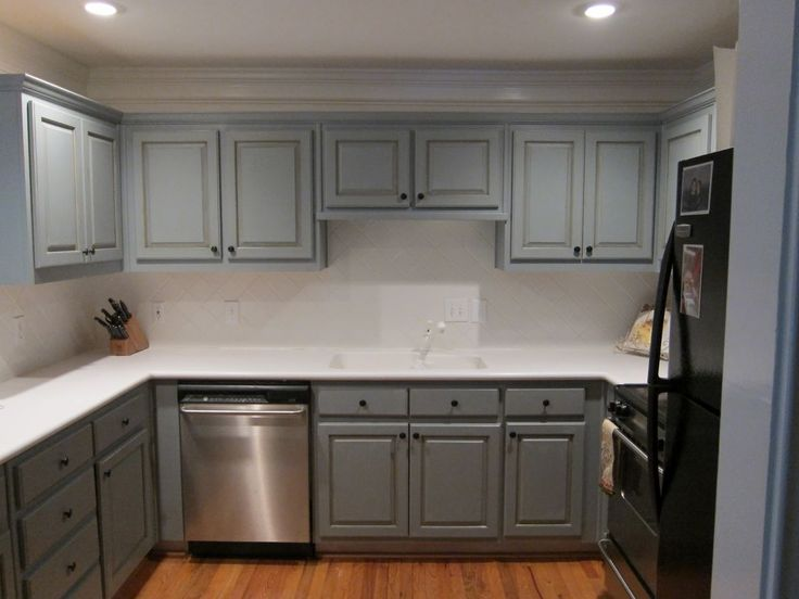 For Kitchen Cabinet Decoration Appealing Gray Rustoleum Cabinet