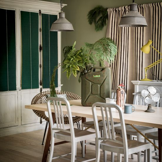 Small Homeinterior Ideas: Conservatory Dining Room Decorating Ideas In 2020