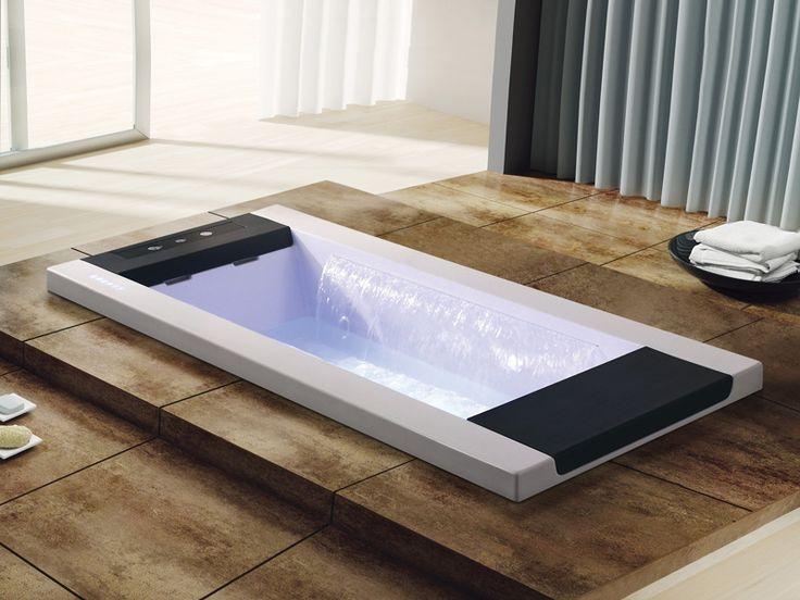 8 best whirlpool bathtub images on Pinterest Hot tub bar - whirlpool im wohnzimmer