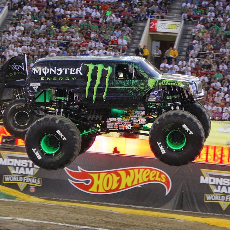 Monster Energy Monster Jam Truck