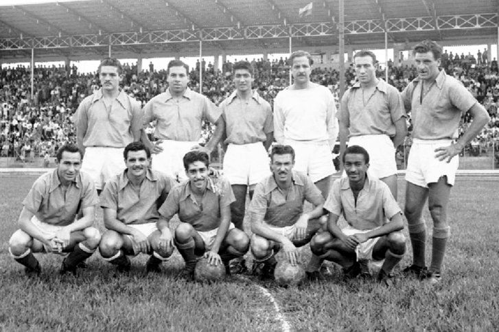 Campeon 1953