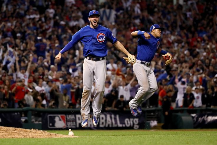 Chicago Cubs Win the World Series, Ending 108-Year Drought - WSJ