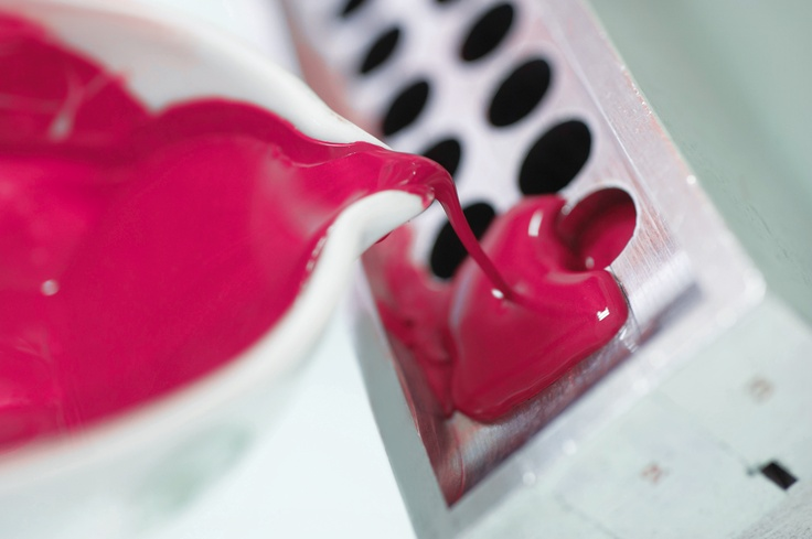 Proceso de elaboración de una barra de labios