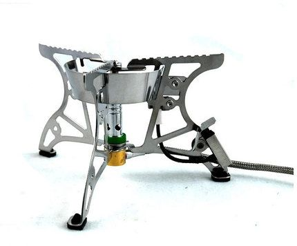 BRS-56 Portable windproof camping gas stove Camping Gas Stove Cooking Portable Foldable Split Stove Outdoor Hiking