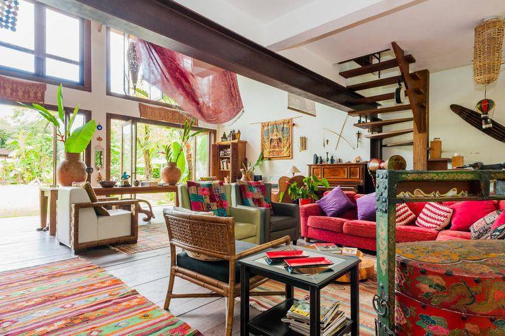 Ganhe uma noite no Estalagem Camburi | Suite Casal - Pousadas para Alugar em São Sebastião no Airbnb!