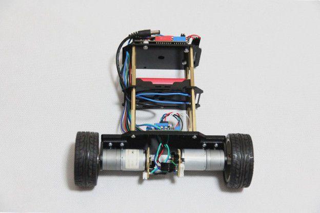 2 Wheel Self Balancing Robot By Using Arduino And Mpu6050 Balancing Robot Arduino Robot