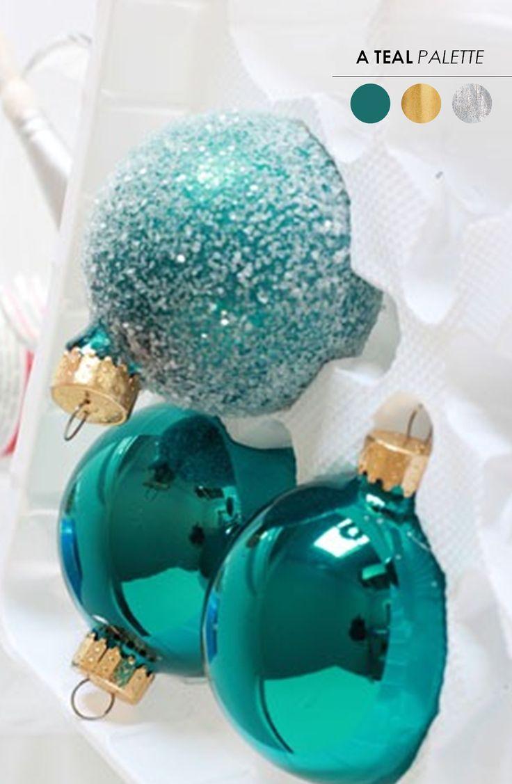 Best 25+ Teal christmas ideas on Pinterest | Teal christmas tree ...