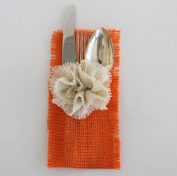 Best 25+ Burlap silverware holder ideas on Pinterest | DIY ...