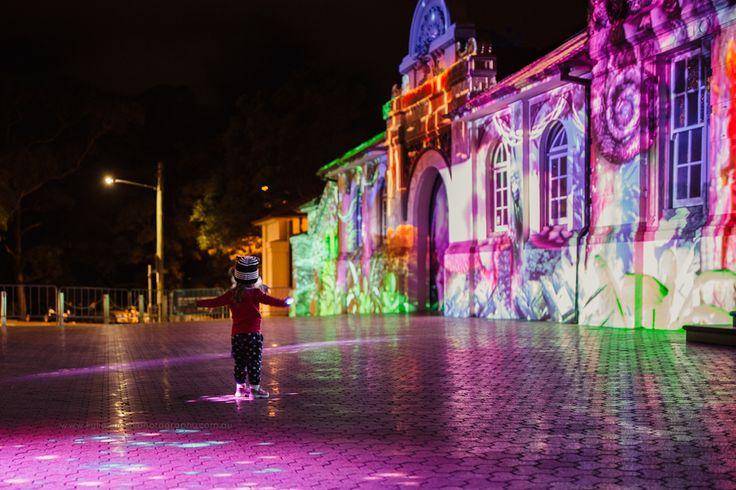 Kylie Purtell - Capturing Life: Vivid Sydney {at Taronga Zoo}   Kid-Friendly Sydney